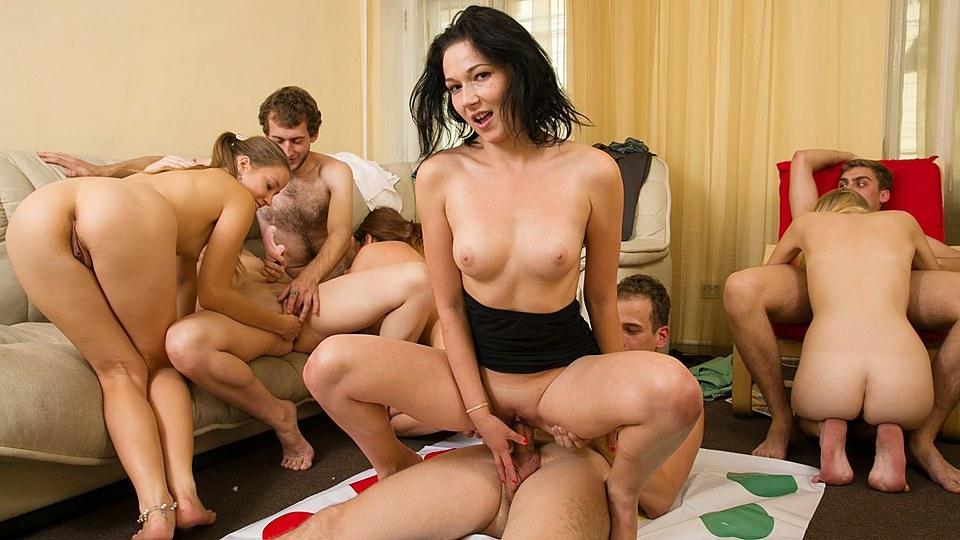 amazing sexstar cheerleader lesbian orgy hot № 51549